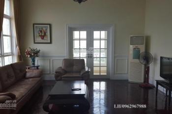 Tôi bán căn hộ 192m2 rẻ nhất The Manor lô góc tầng trung, view quảng trường tuyệt đẹp. Giá 41tr/m2