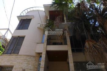 Cho thuê nhà đẹp khu dự án phố Thụy Khuê ô tô đỗ cửa, DT 90m2, 4 tầng