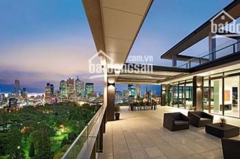 Bán căn hộ Penthouse Sunrise City, DT 544m2 sân vườn rộng view toàn thành phố, call 0977771919
