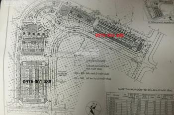 Liền kề IA20 Ciputra Nam Thăng Long, DT: 114m2 x 5T, giá 85tr/m2, 0382276666