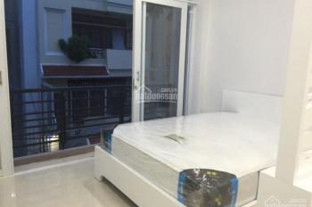 Cho thuê căn hộ dịch vụ đường Lê Quang Định, quận Bình Thạnh, 01 phòng ngủ, DT: 40m2, giá 8.5 tr/th