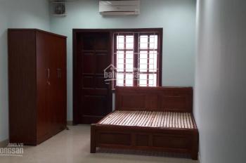 Cho thuê phòng ở cao cấp full nội thất, mặt đường ô tô, khu biệt thự ở Phố Thọ Tháp, Trần Thái Tông