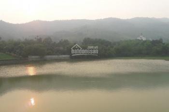 Bán 5 lô đất mặt hồ, nhà vườn Đông Xuân, Quốc Oai, Hà Nội, giá rẻ. 0978.699.916