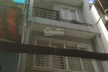 Cho thuê nhà MT 6B Lê Quang Định, quận Bình Thạnh, gần chợ Bà Chiểu