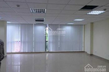 Cho thuê văn phòng phố Nguyễn Huy Tưởng, Nguyễn Trãi. Giá 180 - 300 nghìn/m2/tháng