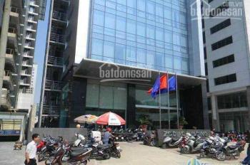 Cho thuê văn phòng cao cấp tại Duy Tân, tòa Zodiac Building DT 50-80-150-200 m2