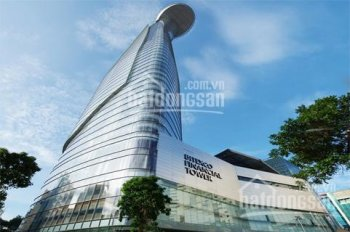 Cho thuê văn phòng tòa nhà BFT số 2 Hải Triều, quận 1, DT: 318m2, giá: 1.1 tr/m2/th, LH 0969627193