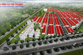 Đất nền KDC An Thuận - Victoria City cổng sân bay Long Thành, mặt tiền QL 51 và 25B. 0933.791.950