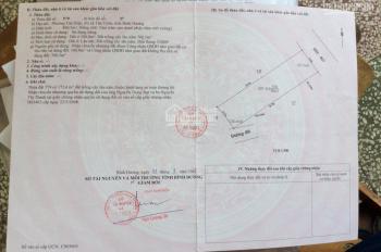 Đất 2 mặt tiền DH407 và đường Tân Hiệp 32, ngang 15m dài 58m, thổ cư 100m2, giá 6.4 tỷ