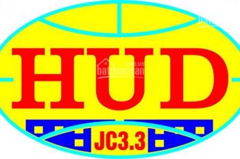 HUD3 mở bán đợt cuối dự án HUD3 Nguyễn Đức Cảnh, DT: 52, 70, 90m2, giá từ 25tr/m2, nhận nhà ở ngay