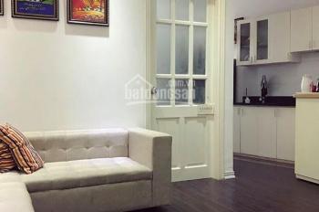 Bán căn hộ mini 46m2 phố Trần Cung - 2 phòng ngủ (850tr)-full nội thất xịn