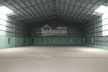 Cho thuê gấp nhà xưởng mới xây dựng đường Hà Huy Giáp, DT 600m2, giá 22tr/th. 0919.586.529 Mr Nam