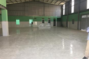 Cho thuê nhà xưởng Hà Huy Giáp, P. Thạnh Xuân, Quận 12, DT: 550m2 giá 22tr/tháng. LH: 0937.388.709