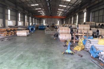 Cho thuê kho xưởng DT 1000m2, 1600m2, 3000m2,5000m2 KCN Quang Minh, Mê Linh, Hà Nội. LH 0979929686