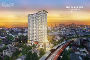 Chính chủ bán căn hộ Samland Riverside, Bình Thạnh, 2PN, 66m2, 0932 09 25 09