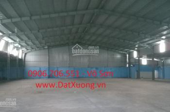 Bán xưởng 3000m2 xã Xuân Thới Thượng, 30 tỷ