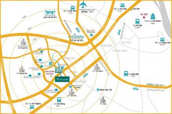 Mở bán mặt đường 27m2 An Phú Shop Villa diện tích 162m2 cạnh siêu thị Aeon Mall: LH 0932458368