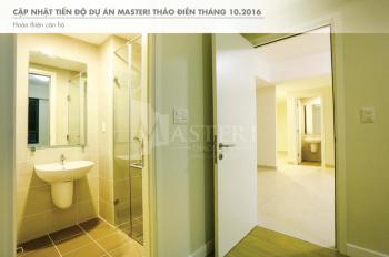 Chuyên phân phối chính chủ các căn hộ bán và cho thuê toàn bộ dự án Masteri Thảo Điền, Quận 2