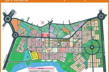 Đất dự án Thế Kỷ VLTT, khu 1 Huy Hoàng TTHC Q2, vị trí đẹp, thanh khoản tốt SĐ, giá 44 tr/m2