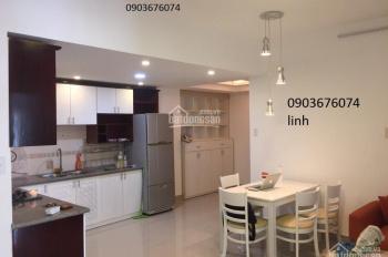Cho thuê căn hộ Happy Valley DT: 135m2. Giá: 29.5 triệu/ tháng, liên hệ: 0903676074 Linh