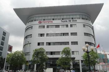 Cho thuê văn phòng Toyota mặt Phạm Hùng, đẹp, rẻ nhất Mỹ Đình. Lh: 0967.563.166