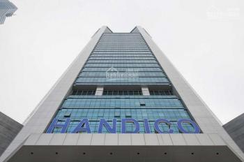 Cho thuê văn phòng tòa Handico Phạm Hùng - Mễ Trì HN, từ 100m2 - 1300m2 giá rẻ. Lh: 0967.563.166