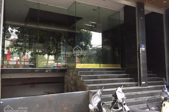 Cho thuê nhà mặt phố Nguyễn Khánh Toàn, (150m2 - 9 tầng có thang máy đẹp