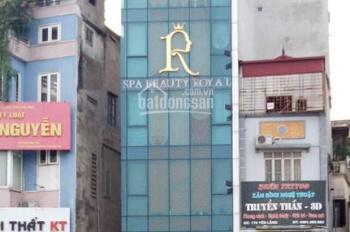 Cho thuê văn phòng 20m2 và 30m2 mặt phố Yên Lãng, giá rẻ nhất quận Đống Đa