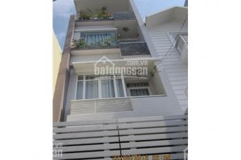 Cho thuê nhà nguyên căn mới xây hẻm xe hơi 8m 480/7B Nguyễn Tri Phương gần Ba Tháng Hai