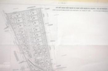 Chính chủ cần bán 40m2-46,5m2 đất dịch vụ thôn Ngự Câu An Thượng Hoài Đức HN. Giá 22,5tr - 23tr/m2