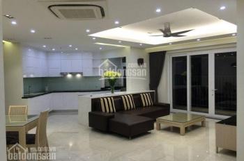 Cho người nước ngoài thuê căn hộ Golden Land, 166m2, 4PN, đủ nội thất, 15 triệu/th. LH: 0972217829