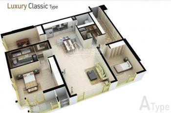 Bán gấp căn hộ Cantavil Hoàn Cầu, diện tích 153m2, giá 7,1 tỷ (thương lượng), LH 0932055659