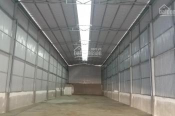 Cho thuê 05 kho xưởng độc lập 150m2, 230m2, 250m2, 270m2, Bình Tân, xe container vào được
