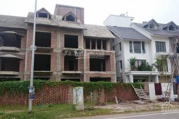 Cần bán nhà biệt thự khu Tân Triều DT 206m2 xây thô 4 tầng hướng Đông Bắc, giá 13.5 tỷ 0946.387.988