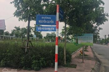 Bán những lô đất đẹp nhất KĐT Đại Dương, TP Bắc Ninh, giá chỉ từ 26.5tr/m2. LH 0983 668 531