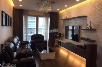 Cho thuê chung cư Home City Trung Kính 107m2, 3PN, full đồ 16 triệu/tháng - 0916242628