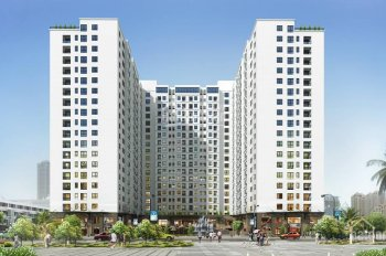 Bán căn hộ chung cư nhà ở xã hội Đồng Mô Đại Kim, căn thương mại 103.53m2, giá 19tr/m2