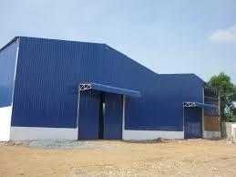 Cho thuê nhà xưởng mới xây 1600m2 giá 60 triệu/tháng ở Thạnh Lộc, quận 12