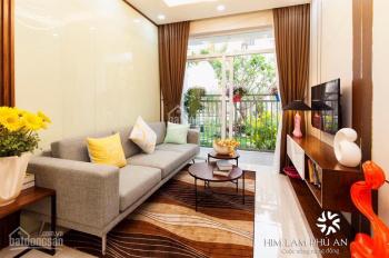 Chính chủ cần bán căn hộ Him Lam Phú An căn góc view hồ bơi. LH xem nhà 0906 388 825