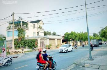 Bán nhà mặt tiền đường Song Hành, Hóc Môn 150m2 đúc 2 lầu sổ hồng riêng