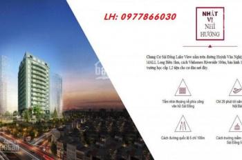 Chính chủ cần bán gấp căn hộ chung cư Sài Đồng City, giá chỉ 1,2 tỷ. LH: 0977866030