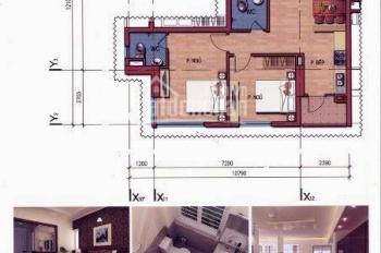 Cần bán căn hộ 79m2 tầng 8 tòa CT2 Trung Văn Vinaconex 3, giá 24.5tr/m2 - LH: 0912.624.669