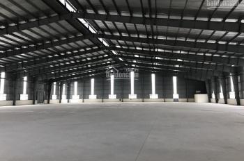 CT TNHH Bảo Long cho thuê kho xưởng 1000m2, 1800m2, 2500m2, 3600m2, 5000m2 tại KCN Quế Võ, Bắc Ninh