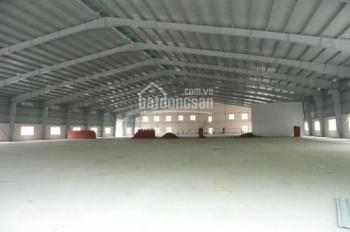 Cho thuê nhà kho mới xây, diện tích 2.900m2 đường Hồ Văn Long, Quận Bình Tân