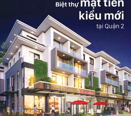 Kiến Á Group thông báo bán 5 suất nội bộ shophouse kinh doanh đường chính 40m