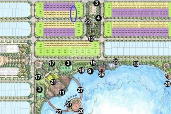 Chính chủ cần bán căn LK120m2 sát căn góc BT Vinhomes GĐ2 TL6-27 hướng ĐN view công viên 0946366380