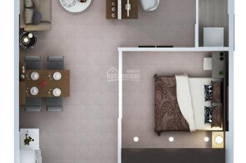 Chính chủ cho thuê căn hộ Flora Anh Đào mặt tiền đường Đỗ Xuân Hợp, Q9, giá 5,5 tr, LH: 0916775539