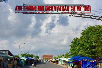 Bán nền khu phố chợ Cái Sao - Long Xuyên, An Giang, đường Trần Hưng Đạo. LH: 0938.415.963