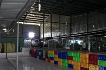 Bán nhà xưởng đường Hương Lộ 2, quận Bình Tân 12m x 22m đường nhựa 10m xe container vào thoải mái