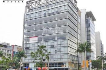 Cho thuê VP tại khu Phú Mỹ Hưng, đường Hoàng Văn Thái, Q7, DT 120m2, giá 455 nghìn/m2/th all in